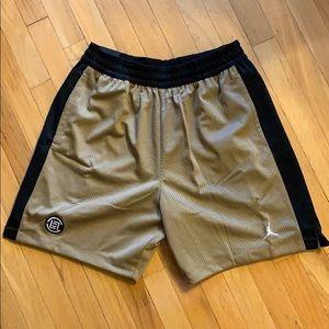 Jordan X Clot Mesh Shorts
